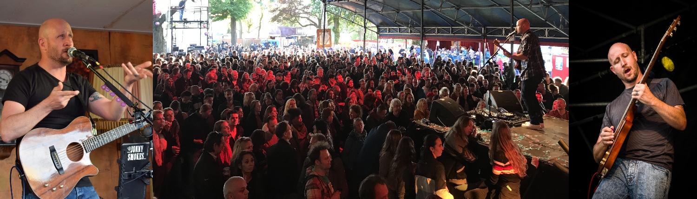Jonny Smokes: Iconis festival Nijmegen