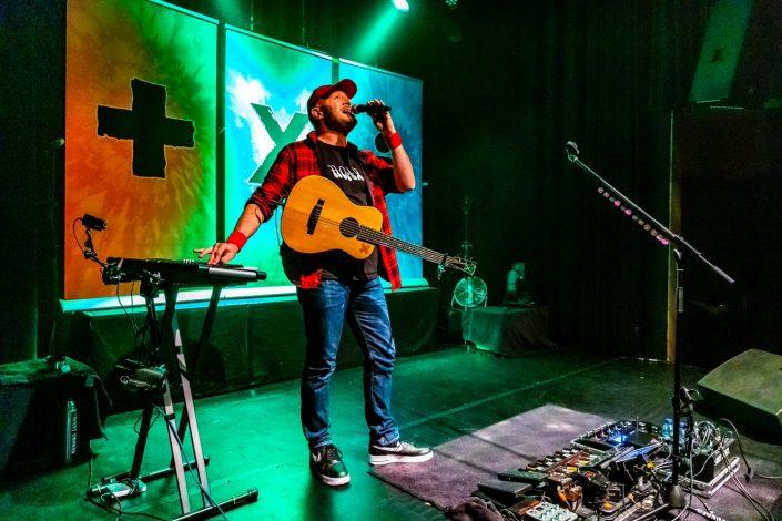 Jonny Smokes: I sing Ed Sheeran live music
