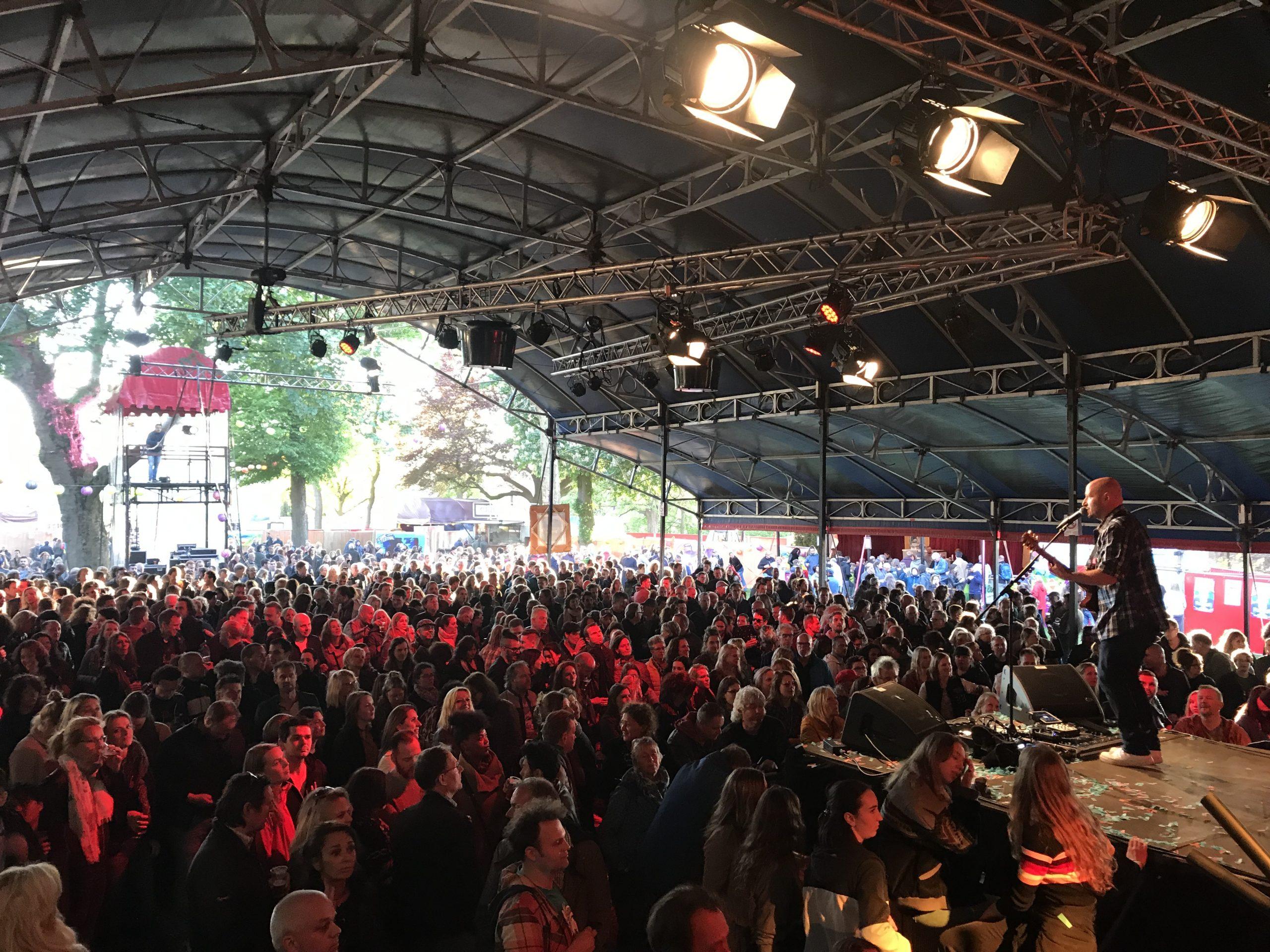 Jonny Smokes: live music Iconis Festival Nijmegen